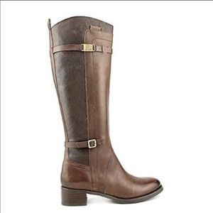 Etienne Aigner Women's Brown Riding Boots Size 6